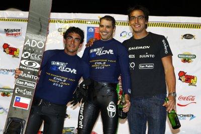 Rodrigo Miranda, Freddy Krueger, Felipe Miranda