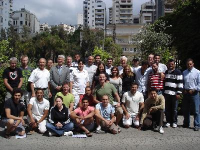 Seminar participants and instructors