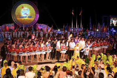 Asian Beach Games closing ceremony