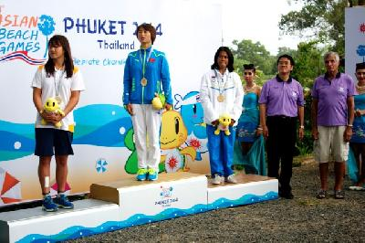 China�s World Cup Star Duan Zhenkun takes the Gold Medal in Women�s Cable Wakeboard