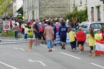 U21 Opening Parade in Meuzac