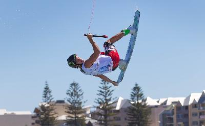 Harley Clifford Aus Takes The Wakeboard Gold Medal In Style