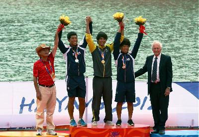 Men Wakeboard Medalists