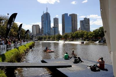 Moomba Masters on the Yarra River