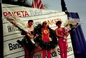 1989 Elite Women -- Marsha Fitzgerald